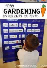 Pocket Chart Poems For Kindergarten Pocket Chart Sentences Archives The Measured Mom
