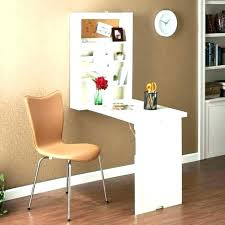 Table Murale Cuisine Gain De Place Chaise Tolixfr