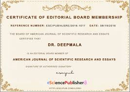 welcome dr deepmala to american journal of scientific research click to