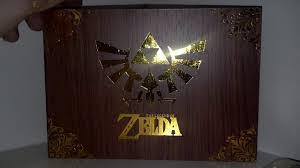 the legend of zelda pendant necklace jewelry collection box from wish review