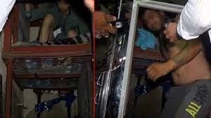 Şirinler çetesine büyük operasyon! Zırhlı araçlarla girilen adreste, çelik  kafeslerde esir tutulan iki kişi kurtarıldı - Haberler