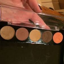makeup forever makeup make up for ever palette 5 cremes camouflage no 4