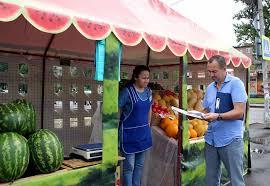 В Ярославле проверяют арбузы на нитраты и радиацию