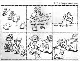 Small Picture colouring pages gingerbread man story free get this 798646
