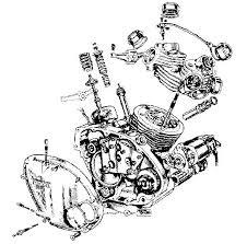 vincent engine technical information click for larger image