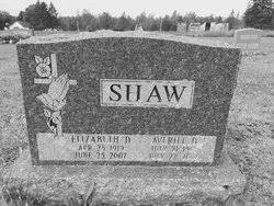 Averill Dustin Shaw (1914-2001) - Find A Grave Memorial