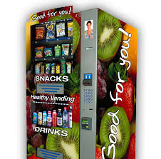 Healthy Vending Machines Dallas