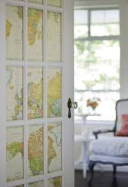 View in gallery french door covering map