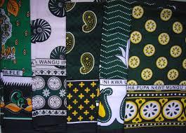 African Khanga Designs African Kanga Khanga Sarong Or Throw In Traditional