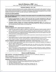 ... Director Resume - Project/Program Management Resume page 2