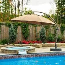 patio umbrellas uk. Wonderful Umbrellas 13u0027 Curve Cantilever Umbrella On Patio Umbrellas Uk S