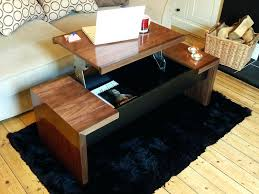flip up coffee table brilliant pull up coffee table lift top coffee table ideas and designs