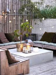 Garten Dekorieren Ideen Reizend Bett Mit Regal Schön Regal