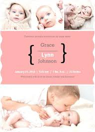 Sample Baby Announcement Baby Birth Announcement Wording Sample Birth Announcements Birth