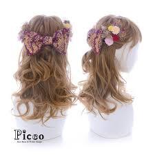 Gallery 668 卒業式 髪飾り Picco オーダーメイド髪飾り