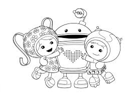 47 Team Umizoomi Coloring Pages To Print Team Umizoomi Printable