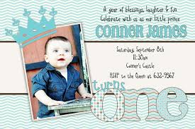 little princess baby boy first birthday invitation ideas photo of baby boy 1st birthday invitation templates