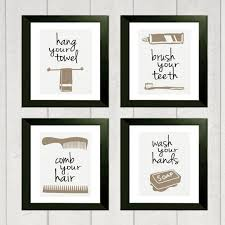 wall art designs bathroom wall art bathroom art print set of 4 with current framed on wall art prints for bathroom with the best framed art prints for bathroom