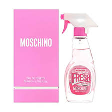 <b>Moschino Pink Fresh Couture</b> Eau De Toilette, 50ml: Amazon.in ...