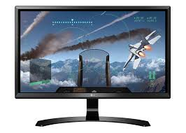 best size monitor for gaming the best 4k gaming monitors ign