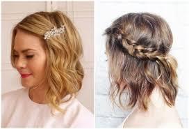 Svatebni Ucesy Kratke Vlasy