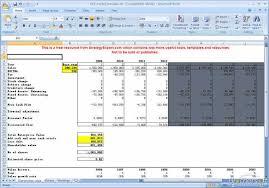 Dcf Model X Awesome Dcf Excel Template Emiliedavisdesign Com
