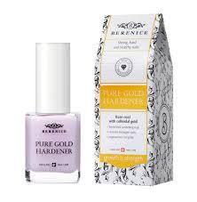 Berenice Pure Gold Hardener <b>Укрепляющее средство для</b> ногтей ...