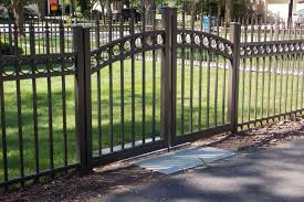 Black Ornamental Fences Black Metal Fence Black Iron Fencing