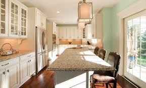 Kitchen Design Long And Narrow