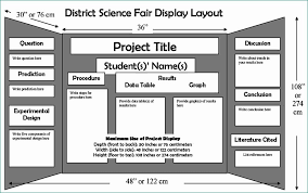 Science Project Poster Board Layout Magdalene Project Org