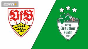 August mit einem heimspiel gegen aufsteiger spvgg greuther fürth. Vfb Stuttgart Vs Spvgg Greuther Furth Bundesliga Watch Espn