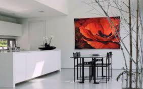 modern fl wall art