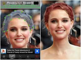 hair color app