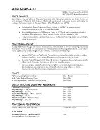Professional Engineer Resume Template Engineer Resume Template Fascinating Engineering Resume Examples