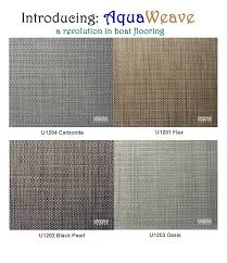 photo 7 of 10 non carpet woven vinyl flooring is the hottest trend for marine interiors aquaweave