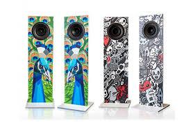 speakers artwork. urban fidelity speakers artwork h