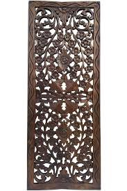 fl wood carved wall panel wall
