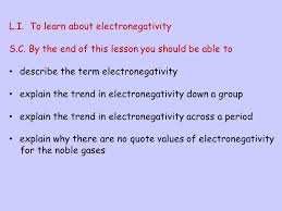 Section 2 Periodicity Bonding in the Elements 1-20 (a) - ppt download