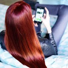 Red Hair Color Hair Color Products Tips Garnier