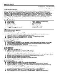 Sample Resume For A Healthcare It Professional New Healthcare