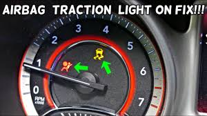 Airbag Light Fix Dodge Journey Airbag Light Traction Control Light On Fix Fiat Freemont