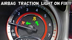 Dodge Esp Light Dodge Journey Airbag Light Traction Control Light On Fix Fiat Freemont