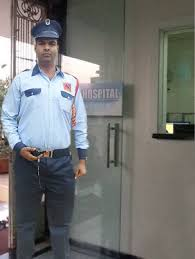 Hospital Security Guard 4s Group Security Manpower