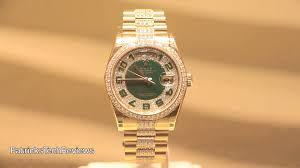 rolex president day date mens yellow gold watch pave diamond dial rolex president day date mens yellow gold watch pave diamond dial pave diamond bezel
