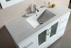 48 Inch Double Sink Bathroom Vanity for Small Bathrooms ...