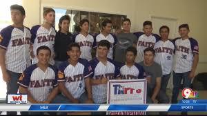 Faith Christian Baseball Celebrates State Championship