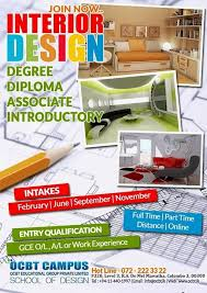 Interior Design Bachelor Degree Online Best Study Interior Design OCBT Powercampaigner