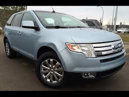 2008 ford edge interior colors. used ice blue 2008 ford edge limited awd review | penhold alberta interior colors