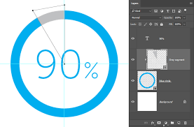 How To Make A Donut Chart Segmented Ring Graph Graphic