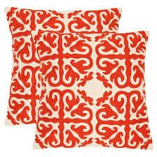 moroccan throw pillows. Light Gray Moroccan Throw Pillow Set Of 2 - Safavieh® Pillows C